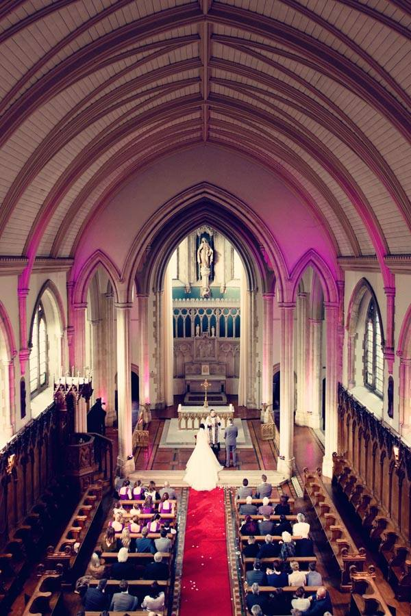 St Augustine Chapel Wedding